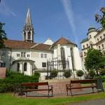 Kostol Zvestovania-Frantiskani. Bratislava