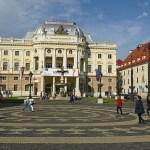 Nationalteatern. Bratislava