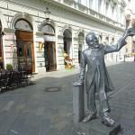 """""""Den vackre Naci"""". Bratislava"""