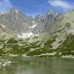 Tatranske Pleso. Höga Tatra