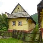 Byn Vlkolinec (U)