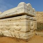 Sarkofag. Caesarea