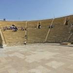 Romerska teatern. Caesarea