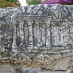 Den heliga Arken. Kapernaum