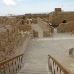 Byggnader på Masada (U)