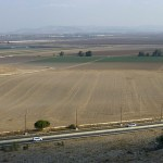 Vy från Megiddo