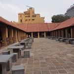 Old dutch hospital. Colombo