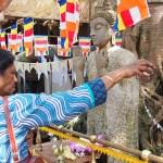 Offer till Buddha. Colombo