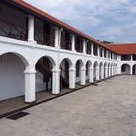 Old Dutch hospital. Galle (U)
