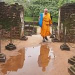 Spegelbild. Polonnaruwa