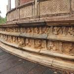 Vatadage. Polonnaruwa (U)
