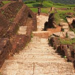 Palatstrappan. Sigiriya (U)