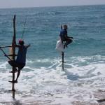 Fiskare. Unawatuna