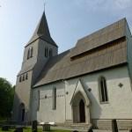 Kyrkan. Eskelhem. Gotland