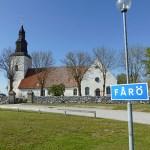 Kyrkan. Fårö. Gotland