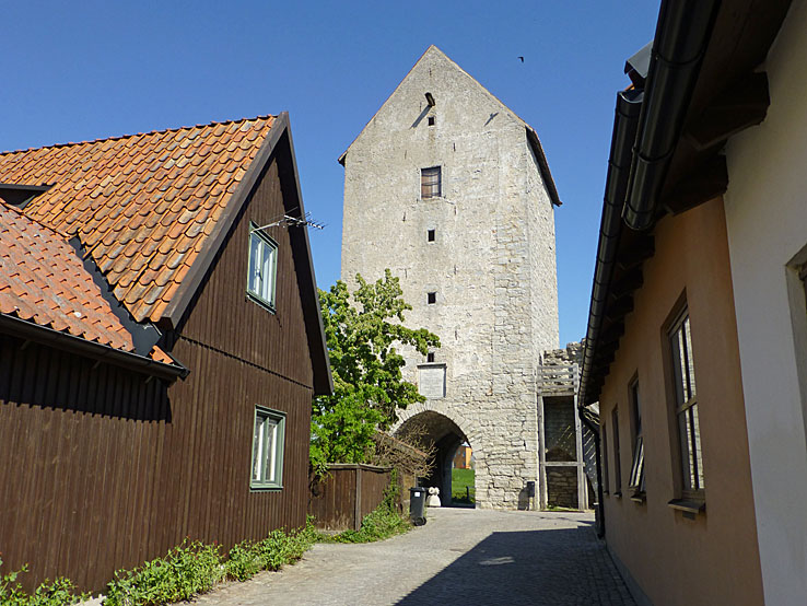 Dalmanstornet. Visby (U). Gotland