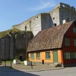S:t Drottens kyrka. Visby (U). Gotland