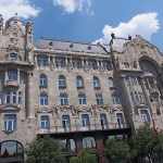 Stadslandskapet. Budapest (U)