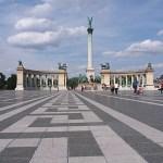 """""""Hjältarnas torg"""". Budapest (U)"""