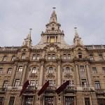 Hotel Boscolo. Budapest