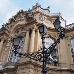Vajdahunyad slottet. Budapest