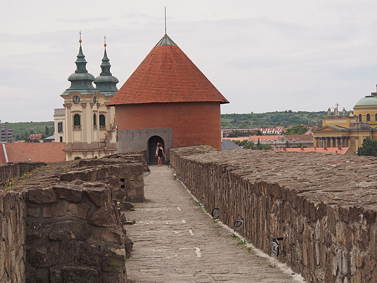 Slottet. Eger