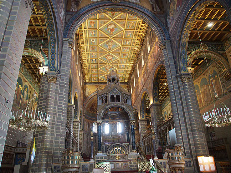 St Peters basilikan. Pecs