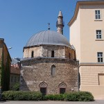 Hassan Jakovali mecset. Pecs