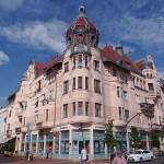 Ungár -Mayar palatset. Szeged