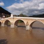 Den ottomanska bron. Konjic