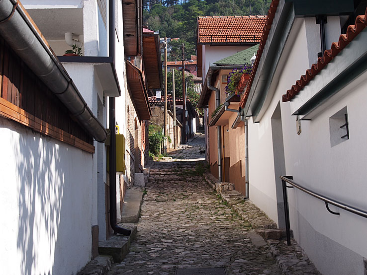 Stadsdelen Vratnik. Sarajevo
