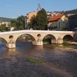 Latinbron. Sarajevo