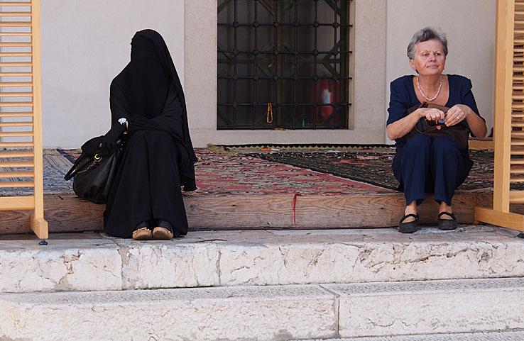 Olika klädkoder! Sarajevo