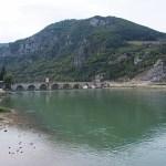 Bron Cuprija na Drina. Visegrad (U)