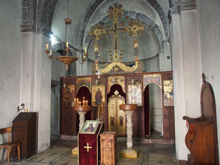 Sankt Lukas kyrkan. Kotor (U)
