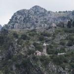 Vy mot Helige Ivans fort. Kotor (U)