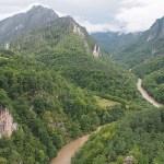 Tara Canyon. Montenegro (U)