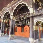 Tipu Sultans palats. Bangalore