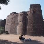 Fort Daulatabad. Aurangabad