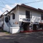 Vasco da Gamas hus. Fort Kochi