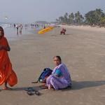 Colva Beach. Goa