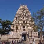 Templet Virupaksha. Hampi (U)