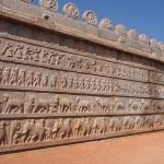 Hajara Rama templet. Hampi (U)