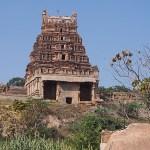 Templet Malyavantha Raghunatha. Hampi (U)