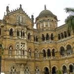 Victoria Terminus. Mumbai. Indien (U)