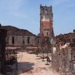 Klostret Sankt Augustin. Old Goa (U)