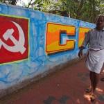 Röda Kerala. Trivandrum