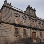 Nava palatset. San Cristobal de La Laguna (U)