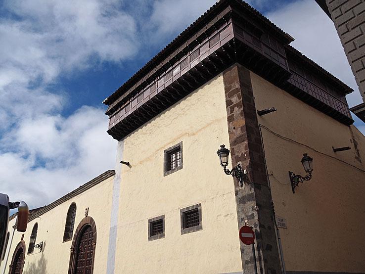Sankta Catalinas kloster. San Cristobal de La Laguna (U)