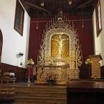 San Fransiscos kloster. San Cristobal de La Laguna (U)